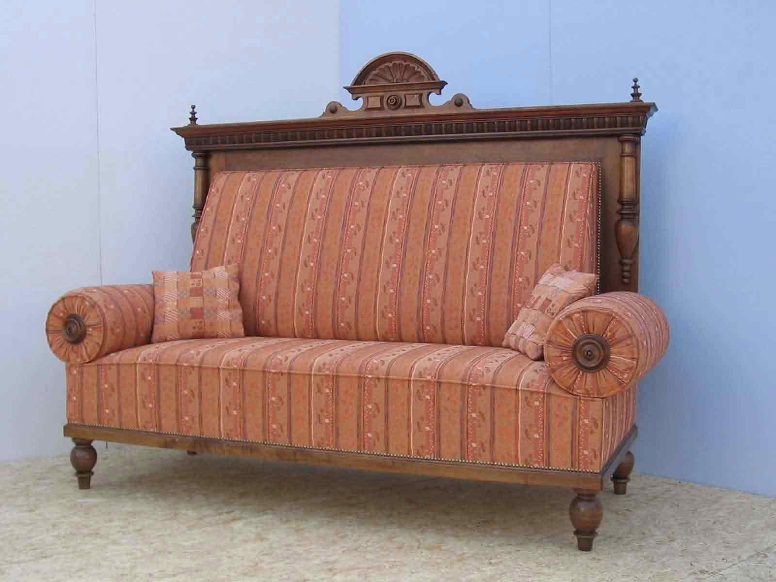 antikes polsterei diewald. Black Bedroom Furniture Sets. Home Design Ideas