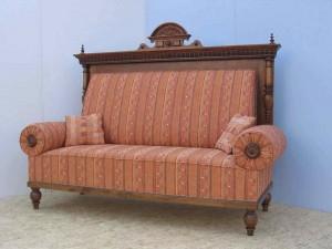 Sehr schönes Empire Sofa aus unserem Angebot antiker Möbel